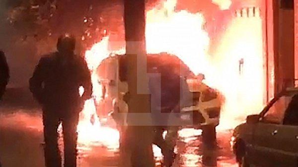 Теракт в Назрани.