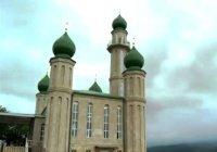 Рамзан Кадыров открыл новую мечеть (Видео)