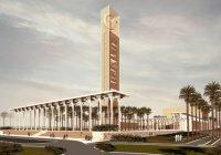 В Алжире строят одну из крупнейших мечетей мира (Фото)
