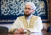 Поздравление муфтия Татарстана с Днём победы