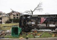 США накрыли мощные торнадо (Видео)
