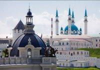 Казань в майские праздники стала туристическим центром России