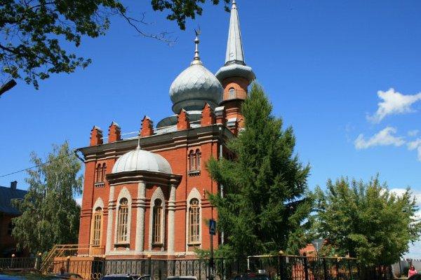 Нижегородская соборная мечеть