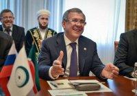 Заседание группы «Россия – Исламский мир» пройдет в Казани