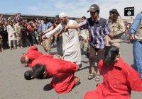 ИГИЛ заставило случайных прохожих казнить «отступников»