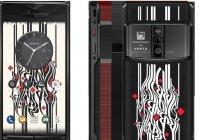 Арабская каллиграфия украсит телефоны Vertu