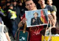 Германия потратит на содержание беженцев более 90 млрд евро