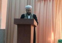 Муфтий РТ принял участие в конференции памяти Ахмадзаки хазрата Сафиуллина