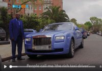 Как мусульманин из Сомали стал преуспевающим бизнесменом в Лондоне