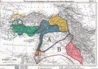 Как Ближний Восток поделили на троих с участием России