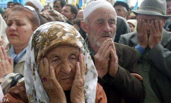 Сегодня по всему Крыму проходят траурные мероприятия.