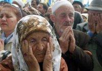 В мечетях Крыма прочитают дуа о жертвах депортации 1944 года