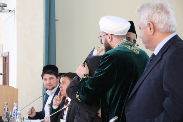 СРОЧНО: Подписано соглашение между Дамасским университетом и Болгарской исламской академией