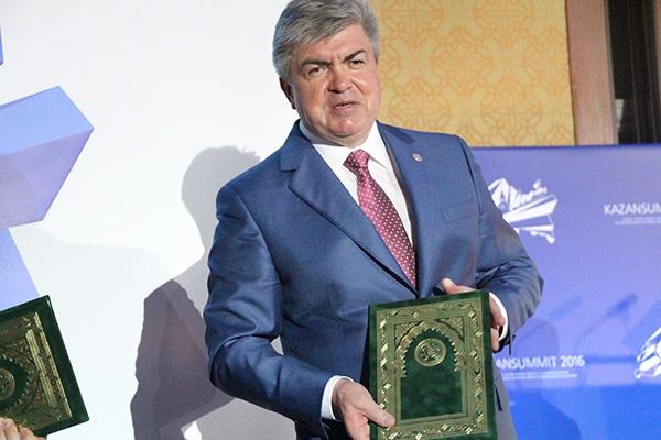 Рустам Минниханов: