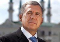 Обращение Президента Республики Татарстан Р.Н. Минниханова по случаю Дня официального принятия ислама Волжской Булгарией