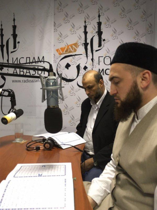 В Казани завершена запись полного прочтения Священного Корана муфтием РТ