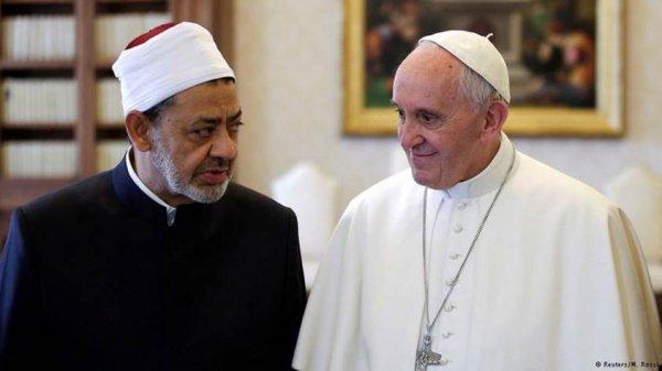 Встреча религиозных лидеров.
