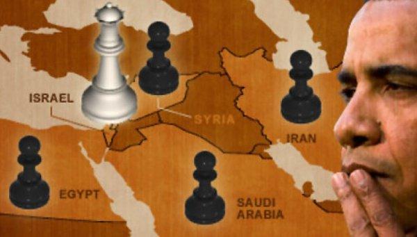 Издание The Washington Post раскритиковало политику США на Ближнем Востоке.