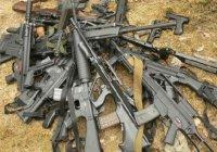 В Ингушетии уничтожен склад боевиков ИГИЛ с боеприпасами
