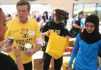 Мэр Торонто принял участие в акции по случаю Рамадана