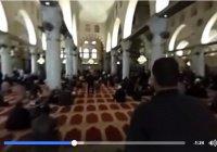 Пятница в одной из главных мечетей ислама