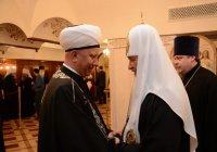 Альбир хазрат Крганов поздравил патриарха Кирилла