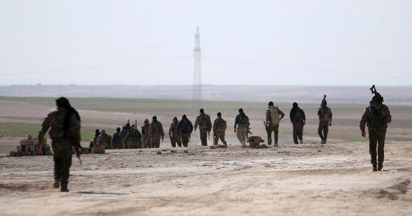 """Ракка - """"сирийская столица ИГИЛ""""."""