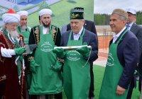 Обращение к потомкам по случаю начала строительства «Болгарской исламской академии»