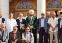 Муфтий Татарстана встретился с делегацией Малайзии (Фото)