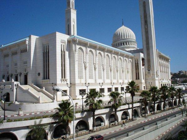 Мечеть Эмира Абделькадира, Алжир