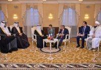 Рустам Минниханов встретился с руководством Бахрейна (Фото)