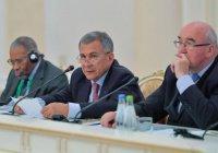 Президент РТ: Казань - площадка, которая работает на всю Россию