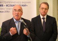 Вениамин Попов: опыт Казани необходим, чтобы преодолеть существующие в мире кризисы