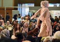 Выставка в Лондоне продемонстрировала бум исламской моды (Фото)