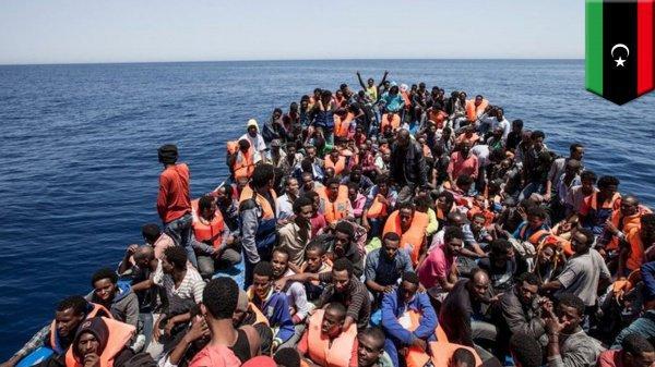 С начала года в Средиземном море погибли уже больше 1500 мигрантов.