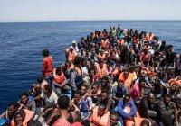 За неделю в Средиземном море утонули 700 беженцев