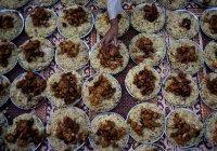 На Рамадан в Мекке раздадут 5 миллионов порций бесплатной еды