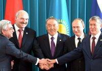 Владимир Путин начинает официальный визит в Казахстан