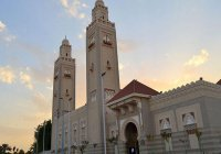 Саудовские мечети открыли двери для немусульман