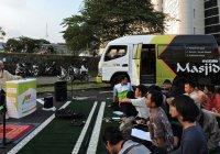 Уникальная мобильная мечеть появилась на улицах индонезийского города (+ 5 ФОТО)