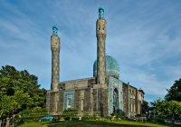 В Соборной мечети Санкт-Петербурга идет второй этап реставрации (Фото)