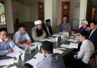 Совещание директоров татарстанских медресе состоялось в муфтияте (Фото)