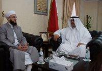 Муфтий Татарстана находится с рабочим визитом в Бахрейне (Фото)