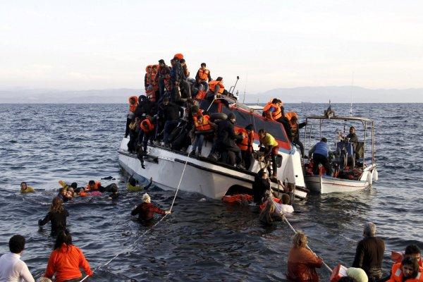 Желающих добраться до Европы не становится меньше.