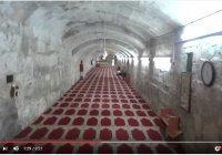 Уникальные кадры: подземелье мечети Аль-Акса
