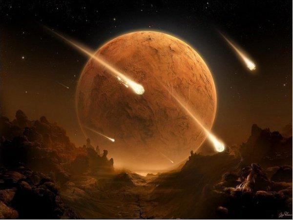 Вопрос: кто жил на земле до появления человека?