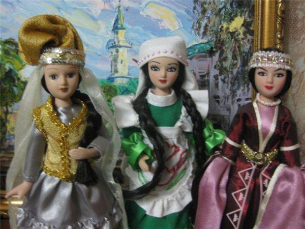 Мультфильм об истории татар.