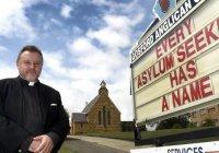 Англиканский священник поддержал строительство мечети
