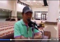 Простой филиппинский рабочий поразил чтением Священного Корана