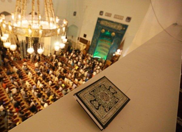 В месяц рамадан был ниспослан Коран